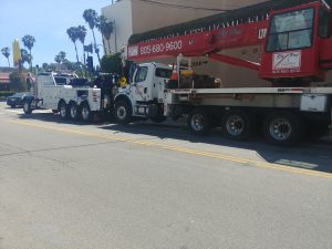 heavy duty towing los angeles