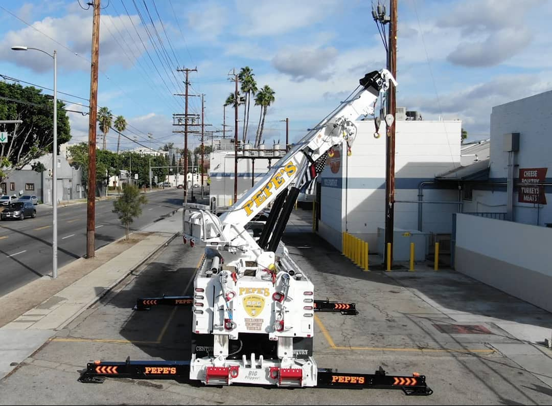 75-Ton Rotator Los Angeles