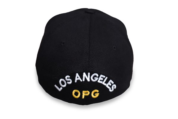 Pepes OPG Embroidered Hat Back