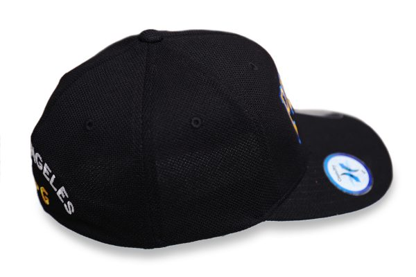 Pepes OPG Embroidered Hat Side View