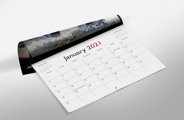 2021 Pepes Hulk Calendar Inside